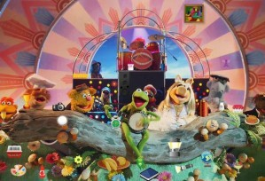 Hidden objects - The Muppets