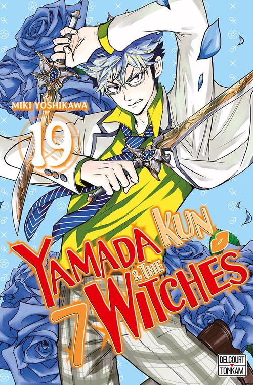 Yamada kun & the 7 witches - Tome 19 - Miki Yoshikawa