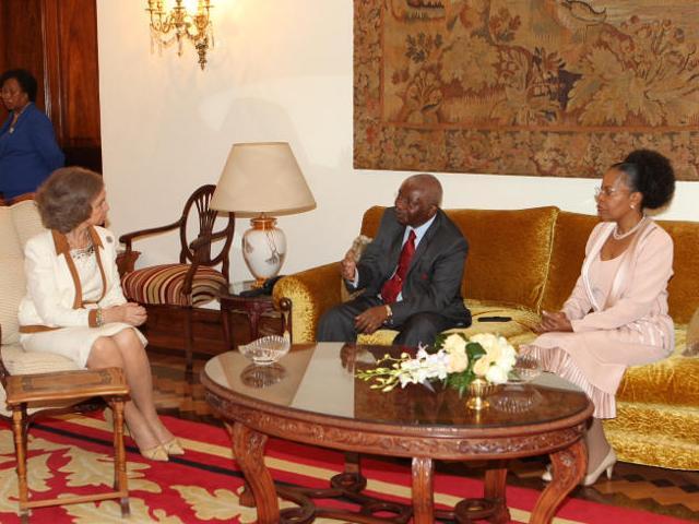 Sofia et le président