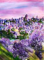 Jérusalem onirique