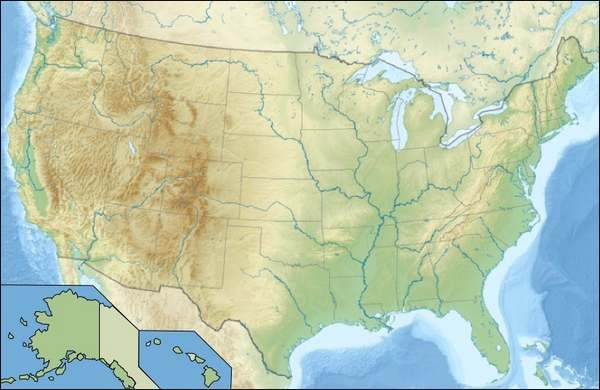 Patrimoine mondial de l'Unesco : Le parc national de Yosemite - Etats-Unis -