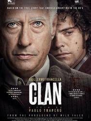 Affiche:El Clan
