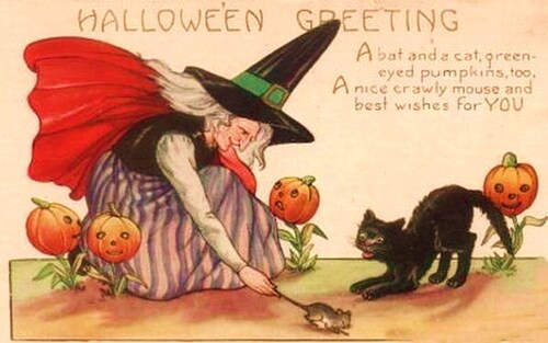 Invitation Halloween !!