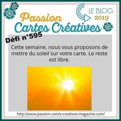Passion Cartes Créatives#595 !