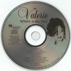 VALERIE - WHERE IS THE LOVE (1997)