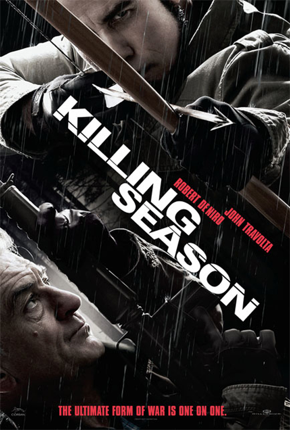 Killing Season (2013) [WEBRIP VO] [⊗ -12 ans]