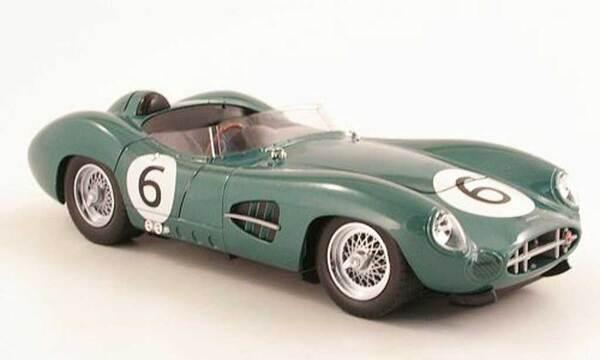 Victoire Aston Martin le Mans 1959
