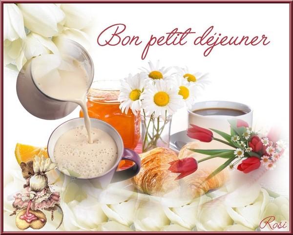 """Résultat de recherche d'images pour """"bon petit dejeuner printanier"""""""