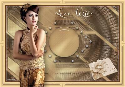 Love letter képek