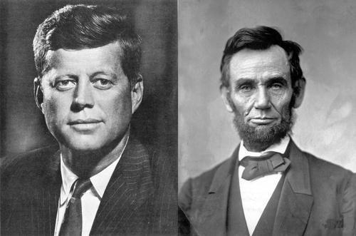 Lincoln/Kennedy, Charlemagne/Hitler, réincarnations ?