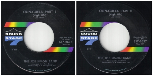 THE JOE SIMON BAND