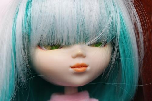 Nouvelle wig !