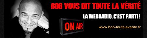 Interview web radio de J.-G. Vésone sur bob-toutelaverite.fr