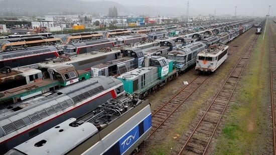SNCF et les cheminots