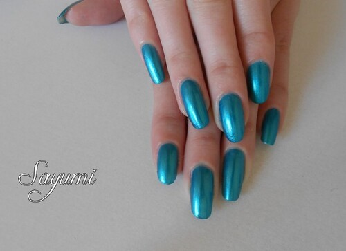Orly - It's Up to Blue