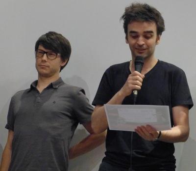 FEST' festival (courts métrages de genre) du 20 septembre 2014 à Paris