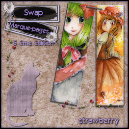 SWAP Marque-Pages 5eme ?dition