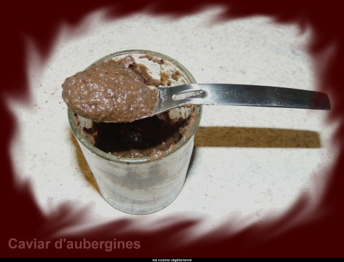 caviar d'aubergine 1
