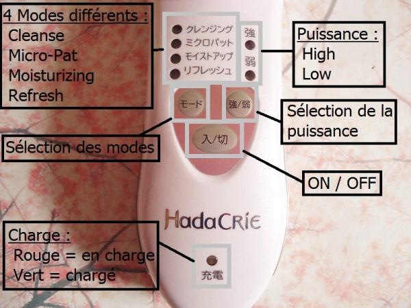 Mon Odyssée Hitachi Hada Crie - Premières (excellentes) impressions
