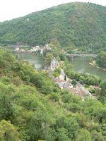 La presqu'île d'Ambialet, une beauté à l'état pur (Tarn)