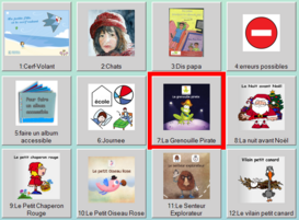 Albums Accessibles : un projet collaboratif