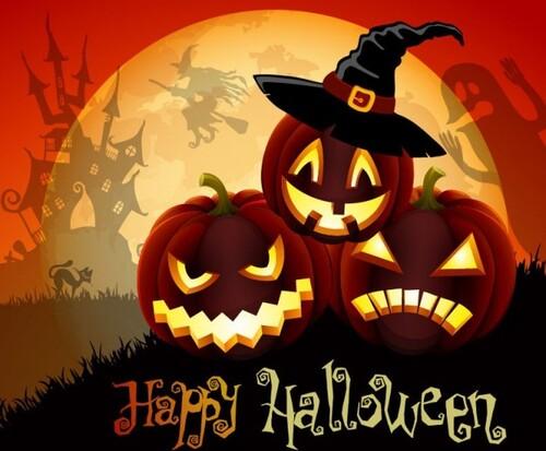 Bal d'Halloween livresque