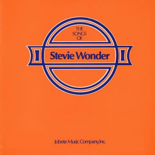"Stevie Wonder : Album Promo "" The Songs OF Stevie Wonder "" Jobete Music Co., Inc. Records PRO #5 [ US ]"