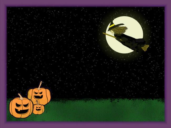 10 images sur l'Halloween