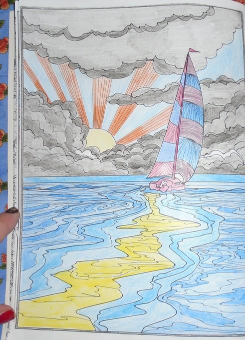 Coloriage imaginaire 2