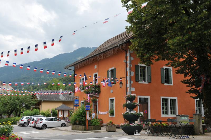 Le Tour de France passe à Morillon !