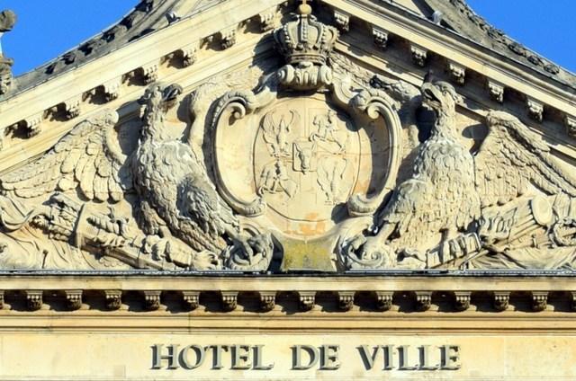 Hôtel de ville royal