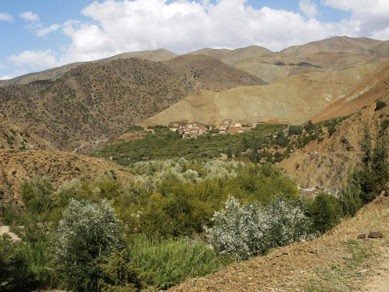 Taroudant-Marrakech par le col de Tizi-n-Test (3)