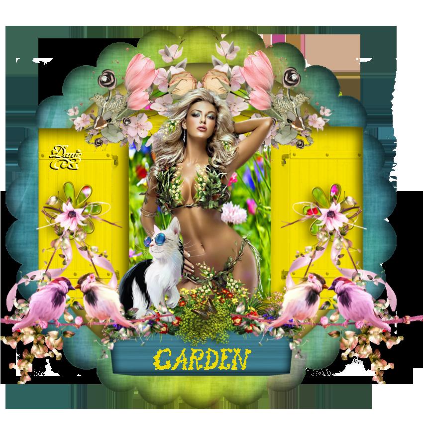 Garden ... Défi K ... !!!