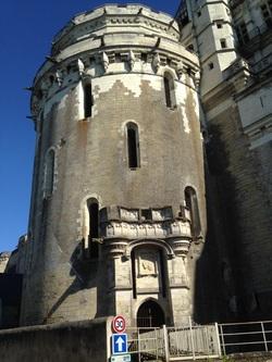 Château d'Amboise - Pèlerinage de Bernard