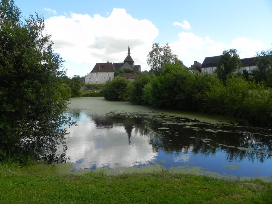 Jarnages dans la Creuse