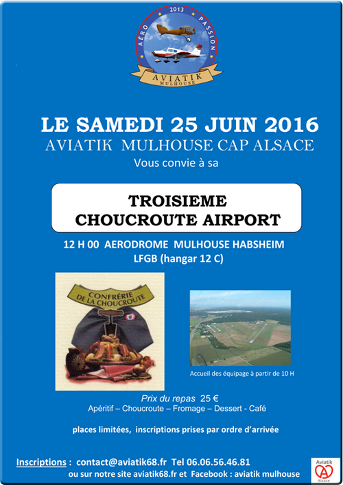 3eme Choucroute Airport