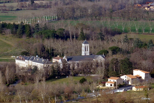 Dourgne (81) :  Saint Stapin ...
