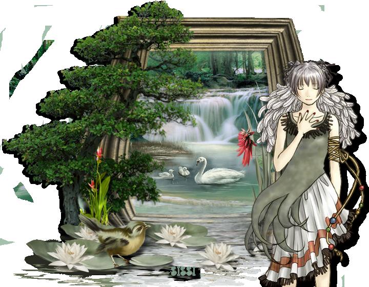 * La Forêt Endormie  Atelier Yolie *