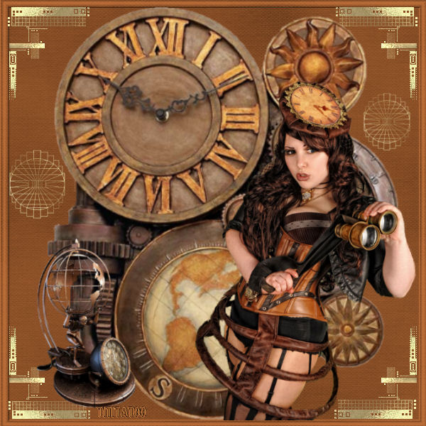 Challenge chrys steampunk septembre 2012