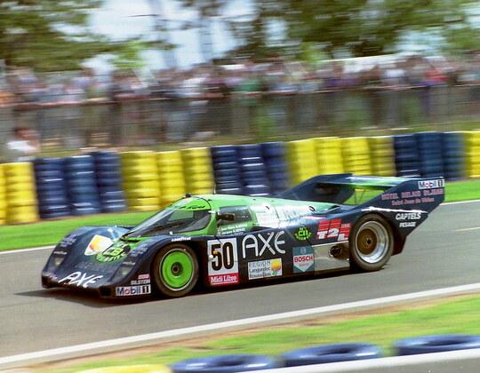 Porsche 962C (1991)