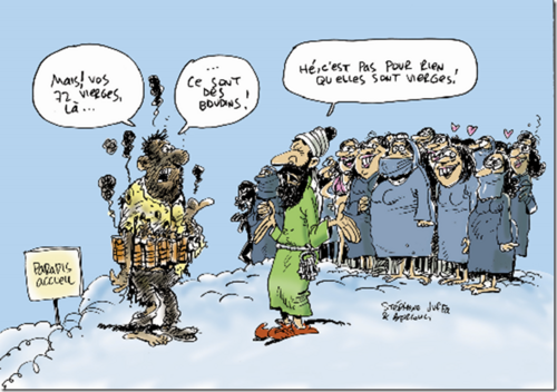 définition: paradis jihadiste