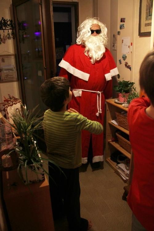Le Père Noël est passé...