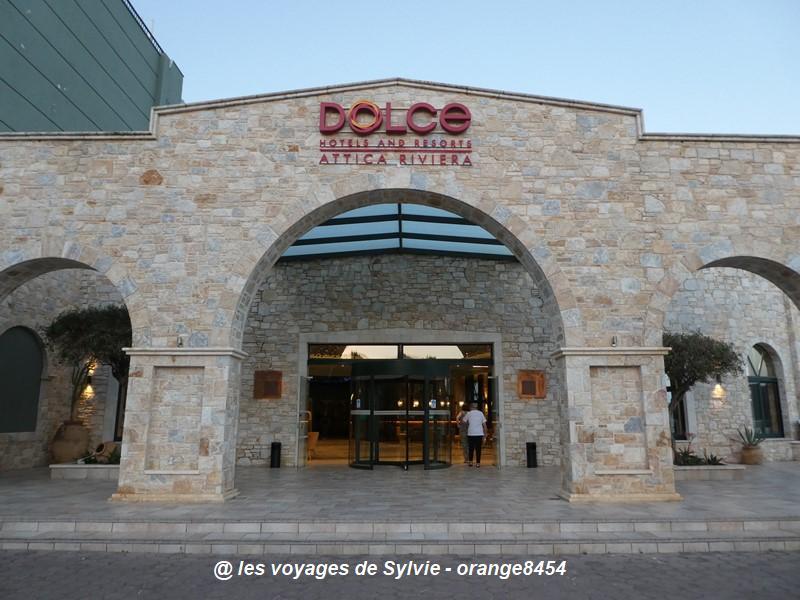 Hôtel Dolce Attica Riviera Grèce vravrona