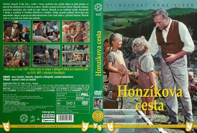 Путешествие Гонзика / Honzíkova cesta. 1956.