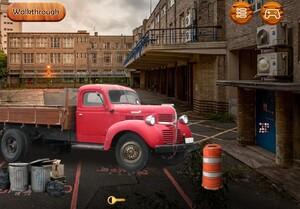 Jouer à Ekey Escape Through truck