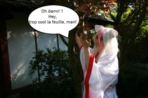 """""""Les gens y vont trop flipper"""" :')"""