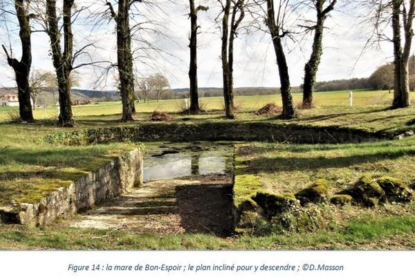 """""""Les """"fosses"""" du Châtillonnais"""", un notule d'Histoire de Dominique Masson"""