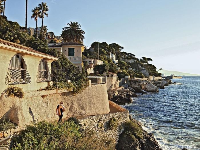 Riviera...3 Balades De Rêve Sur Le Littoral...