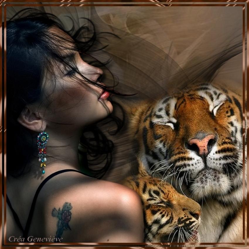 la tigresse