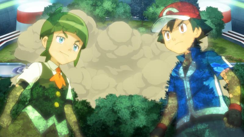 Pokemon XY&Z (XYZ) épisode 34 VOSTFR HD